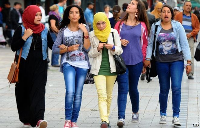 Women And The Arab World