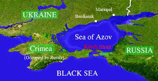 Putin Frolics in the Sea of Azov – The World Yawns