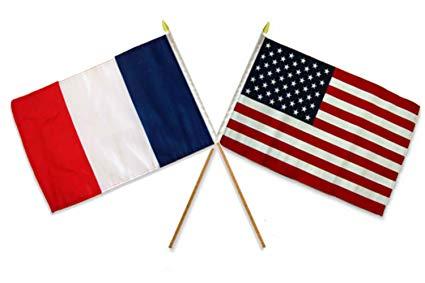 Bonjour!  Revolution?  Our French Origin Story